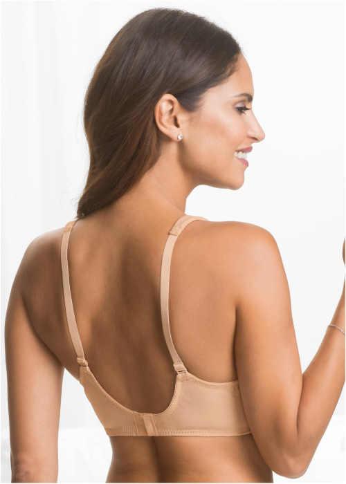 Kényelmes varrás nélküli melltartó nőknek